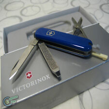 【v062232】Victorinox Swiss Army Knife 58mm Classic Blue 7 Function Pocket Tool
