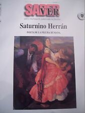 SATURNINO HERRAN. MEXICAN ART BOOK