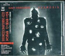 Ozzy Osbourne Ozzmosis +1 Japan CD w/obi SRCS-7776