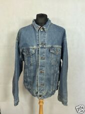 Vintage Levis Blanket Lined Denim Jacket Light Blue Size XL. P184