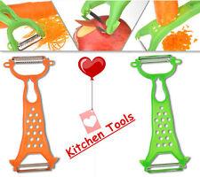 Kitchen Tools Gadgets Helper Vegetable Fruit Peeler Parer Julienne Cutter Slicer