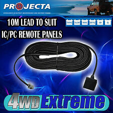 PROJECTA REMOTE LEAD 10M EXTENSION SUIT IC1500 IC2500 IC5000 CHARGERS ICLEAD