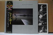 RAINBOW / THE BEST OF RAINBOW - Japan 2LP w/obi DEEP PURPLE