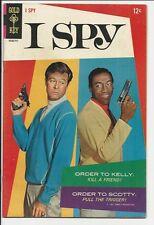 1967 Gold Key I Spy #3 VF/NM 9.0