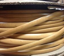 """3/4"""" x 25' Plastic T-Molding, Russian Maple, wood edge banding for RV/boat /home"""