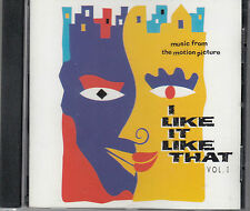 I Like It Like That Vol. 1 Film Soundtrack CD NEW Blackout Allstars K7 Fat Joe