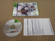 Xbox 360 Pal Game FIFA 14 with Box Instructions