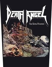 Death Angel-the ultra-violence-BACKPATCH dos écusson écusson - #170