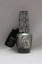 OPI Silver Shatter Nail Polish Laquer - E62