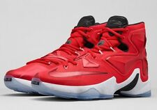 "Men's Nike LeBron 13 ""On Court""  Basketball Shoes Sz 9 MSRP: $200"
