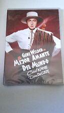 """DVD """"EL MEJOR AMANTE DEL MUNDO"""" PRECINTADA GENE WILDER JOHN MORRIS SEALED"""