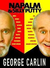 Napalm & Silly Putty, George Carlin, Good Condition, Book