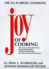 The Joy of Cooking, Revised and Expanded Edition by Rombauer, Irma S., Becker,
