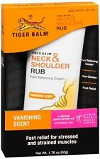 Tiger Balm Tiger Balm Neck & Shoulder Rub - 1.76 oz