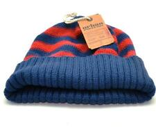 Winter Urban Pipeline Men Women Beanie Blue Red Stripe Long Knit Hat Head 0072