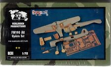 VERLINDEN 831 - FW190 A8 UPDATE SET - 1/72 RESIN KIT NUOVO