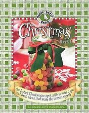 GOOSEBERRY PATCH CHRISTMAS BOOK 9 New Softcover' tastiest recipes,gifts to make'