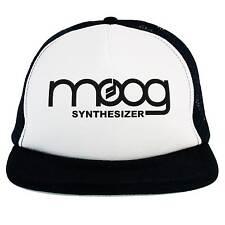 Sombrero Moog Synthesizer,Trucker Cap Dj productor de música electrónica música