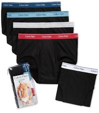 NEW - 5 PACK CALVIN KLEIN BRIEFS - CLASSIC FIT - BLACK - X-LARGE (40-42)