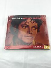 Rare! The Essential Michael Jackson Limited Edition 3.0 - 3 CD Set NEW SEALED