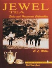 NEW Jewel Tea: Sales and Houseware Collectibles: With Value Guide by C.L. Miller