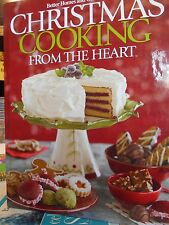Christmas Cooking from the Heart vol. 9 by Better Homes and Gardens new