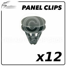 Panel Clip Trim Clips Seat Ibiza 2006/Altea/Toledo Pack of 12 Part No. 13777