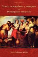 Novelas Ejemplares y Amorosas and Desenganos Amorosos by Maria De Zayas...