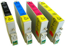PACK OF ANY 8 PRINTER INK CARTRIDGES FOR EPSON STYLUS PHOTO R240 R245 RX520