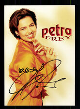 Petra Frey TOP AK  Orig. Sign.  +28102