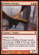 MTG HELLKITE CHARGER EXC - NIBBIO INFERNALE ALLA CARICA - ZEN - MAGIC