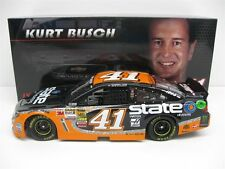 Kurt Busch #41 State Water Heaters 2014 1/24 Scale NASCAR Diecast