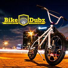 BikeDubz Mayhem 20 Inch Wheel Covers For BMX Bicycle Fits Specialized Bikes
