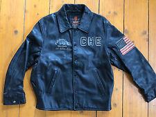 Chevignon Leder-Jacke Sammlerstück/Rare 1957 Action Fit black Gr. L