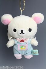 San-x Rilakkuma S size Plush mascot in the farm Original Sanrio Japan