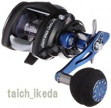 ABU GARCIA SALTY STAGE REVO LJ-3-L LEFT BAITCAST REEL JAPAN