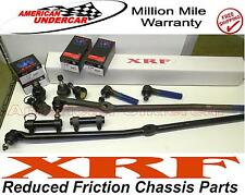 XRF Front End Kit fits Dodge Ram 2500 3500 4x4 Ball Joint Tie Rod Kit 2000-2002