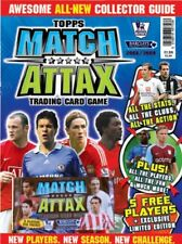 TOPPS MATCH ATTAX TRADING CARD GAME 2008-09 - ULITIMATE COLLECTORS GUIDE