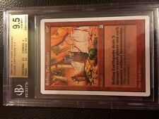 BGS Portal Three Kingdoms Rolling Earthquake 9.5 Magic Beckett Graded MTG