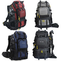 "Professional DSLR Camera Backpack 15.6"" Laptop Rucksack + A Shoulder Bag Padded"
