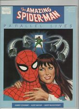 Amazing Spider-Man Parallel Lives - Graphic Novel - 1989 (Grade 8.0) WH