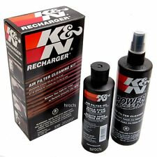 K&N Air Filter Service Kit - Cleaning Fluid and Oil  99-5050
