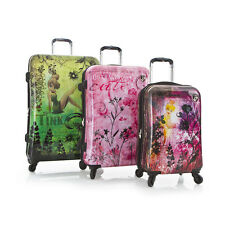 Disney Fairies Fantasy Collection Hardside Expandable Spinner 3 PCS Luggage Set