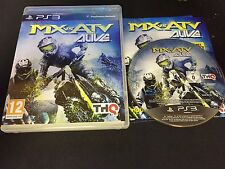 PS3 : MX vs ATV alive