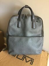 TUMI SINCLAIR OLIVIA CONVERTIBLE BACKPACK Laptop Business Tote 79380 Earl Grey