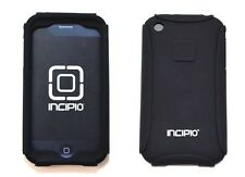 IPHONE 3G (2 INCIPIO FEATHER CASES & 1 ANTI GLARE & 1 MIRROR SCREEN COVER)