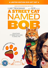 A Street Cat Named Bob (DVD + Cat Scarf Limited Edition) [2016]