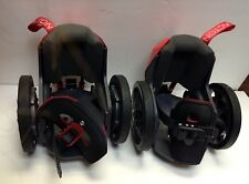 ACTON R5 Rocket Skates - Red - The World's First Smart Electric Skates