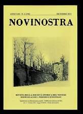 NOVINOSTRA Rivista della società storica del novese Novi N. 2 Dicembre 2013