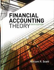NEW - Financial Accounting Theory (6th Edition) by Scott, William R.